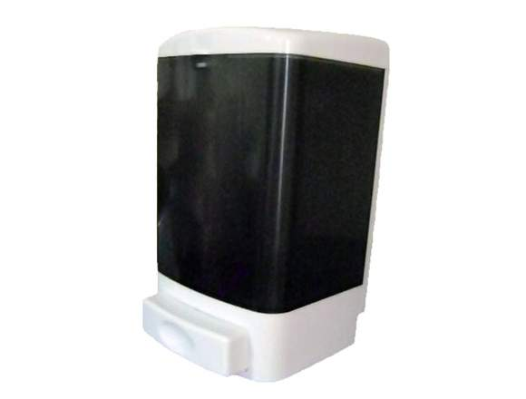 Dispensador De Jabón Líquido  De 1 Litro N/b