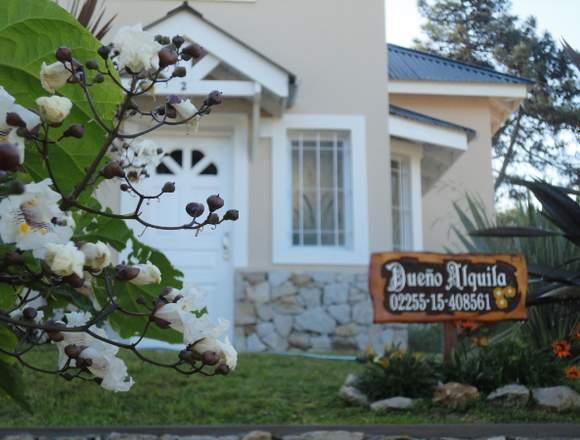 Villa Gesell Eluney alquileres temporarios