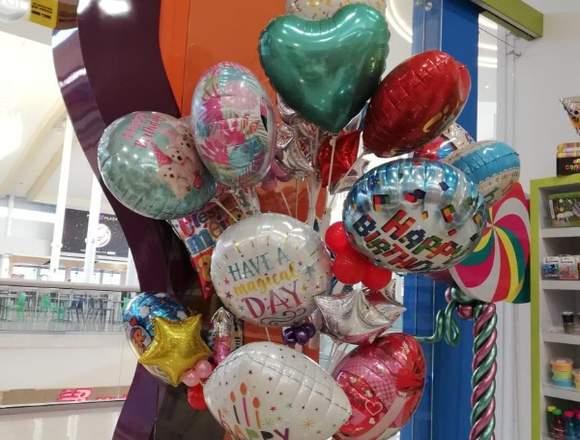 Globos y organizacion de eventos- Candy's Factory