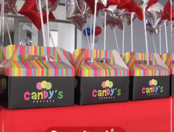 Organización de eventos- Candy's Factory