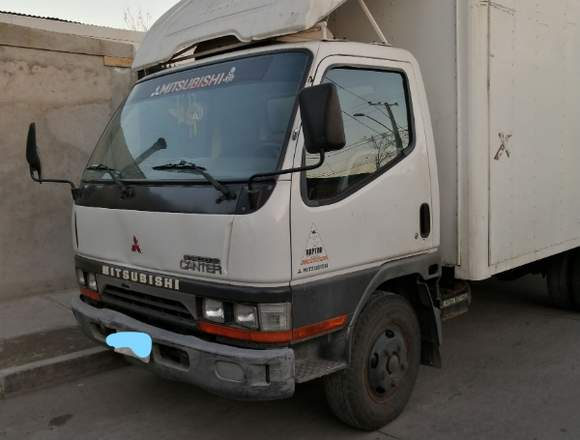 Mitsubishi canter intercooler 2003 cajon 30m3 .