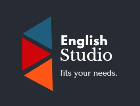 English Studio Pro, clases privadas de inglés.