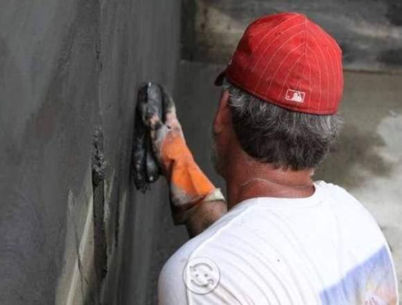 Reparación de cisternas E impermeabilizacion GM