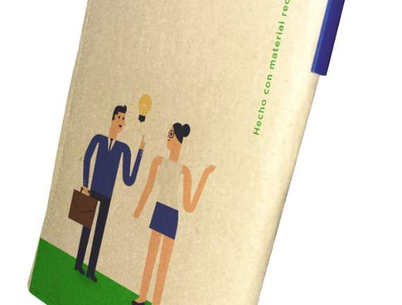 Libretas Ecológicas   Merchandising Ecológico