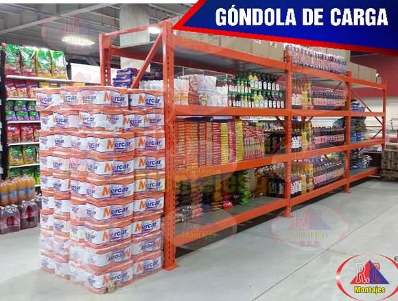 GONDOLA DE CARGA PESADA