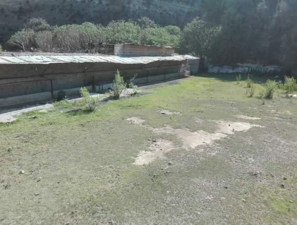 Terreno a 800 mts de Bodegas de Atizapán