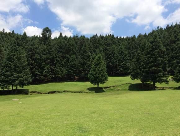 Hermosos terrenos en Santa Ana Jilotzingo