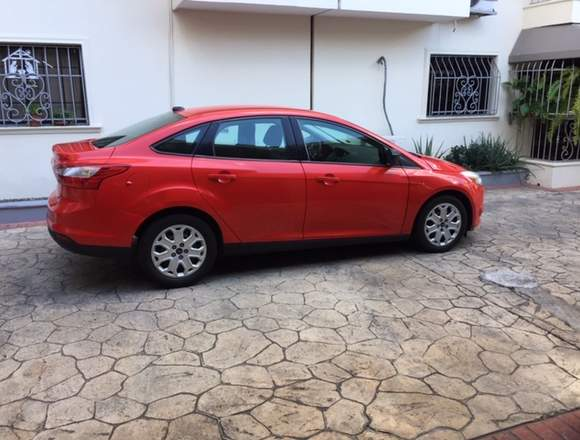 Ford Focus 2012 inicial 115mil no importa tu cred