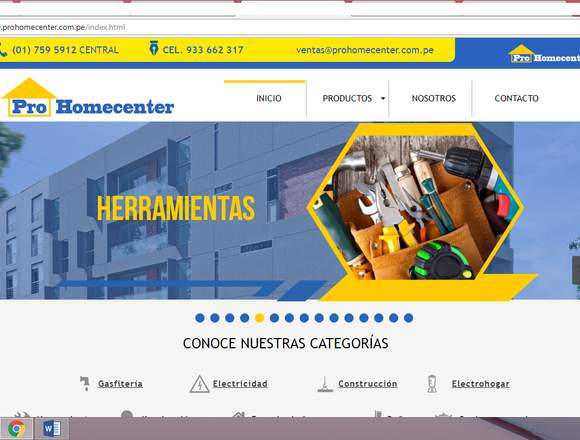 Pro Homencenter 933 66 23 17