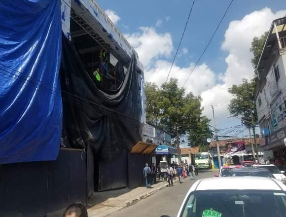 Local comercial en Cuajimalpa