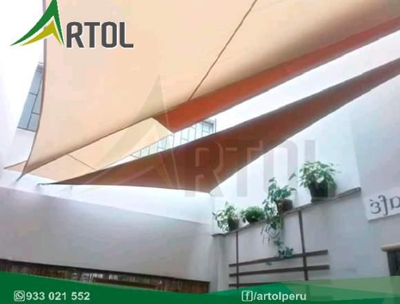 Tensoestructuras Modelos Resistentes - Artol Perú