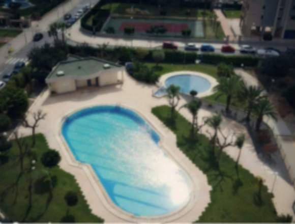 ocasion vivienda con piscina y amueblada y garaje