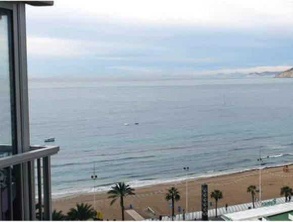 ocasion vivienda con parking y vistas al mar