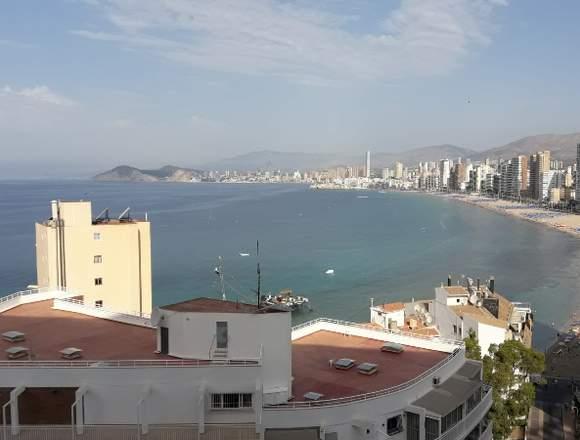 ocasion vivienda con garaje y vistas al mar