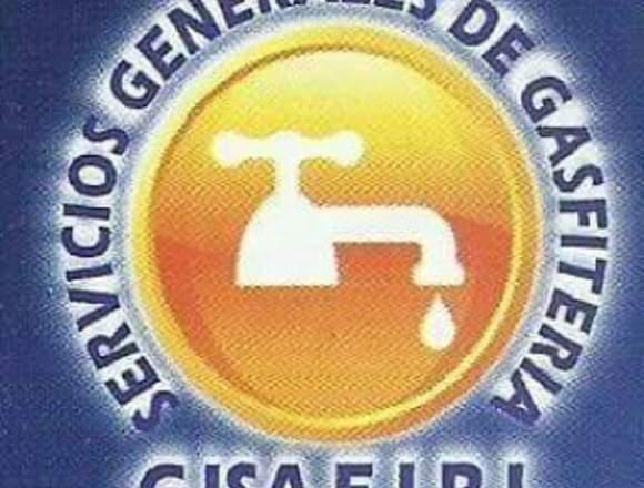 SERVICIOS GENERALES DE GASFITERIA GJSA E.I.R.L
