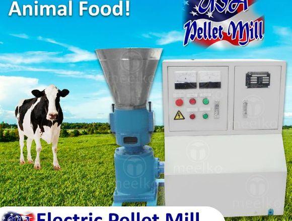 pellets machine to food animal