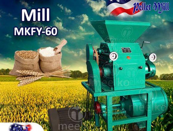meelko flour---- mill