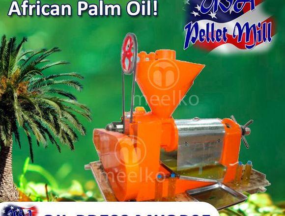 The Meelko oil presses .MKOP95