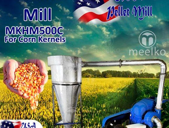 Meelko hammer mills