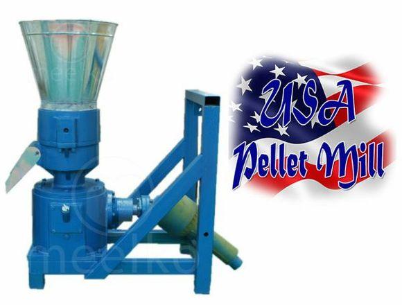 The pelletizing machines MEELKO