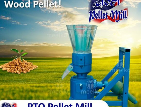 The pelletizing machines