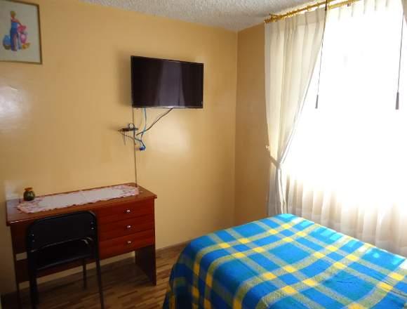 Alquilo Habitación para Dama al Sur de Quito