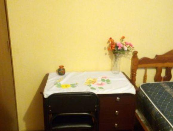 Alquilo Habitaciones Amobladas al Sur de Quito
