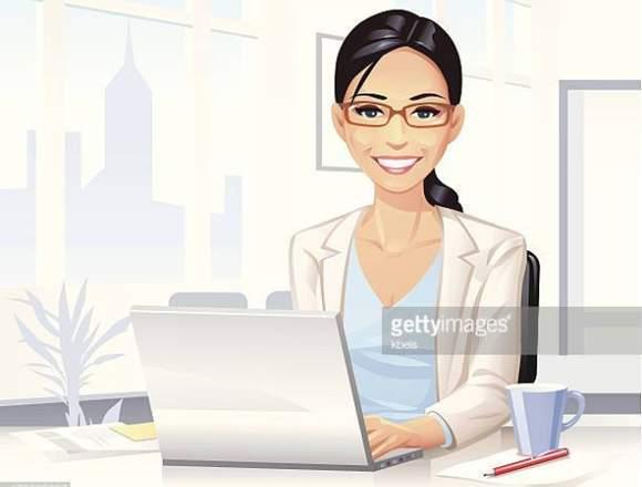 Se Busca Secretaria Asistente en Quito