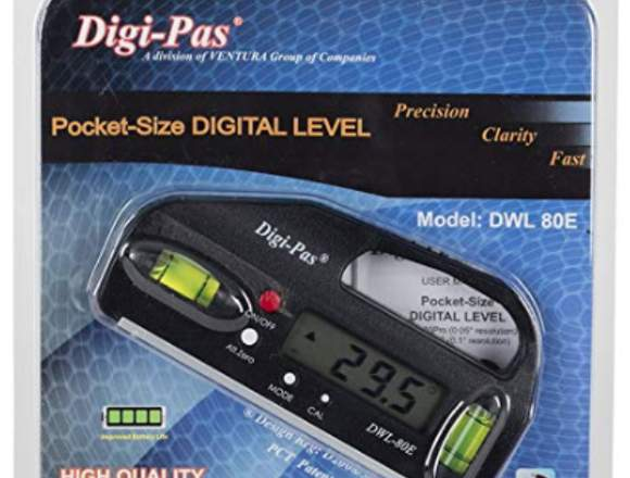 Digipas Dwl80e , Calibrador De Ángulo Electrónico
