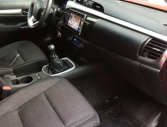 Toyota Hilux D4D 2016