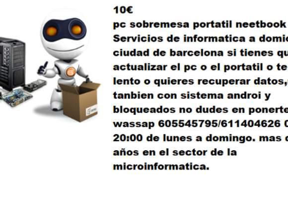 doctor pc ordenadores