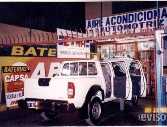 AIRE ACONDICIONADO AUTOMOTRIZ SAN BORJA