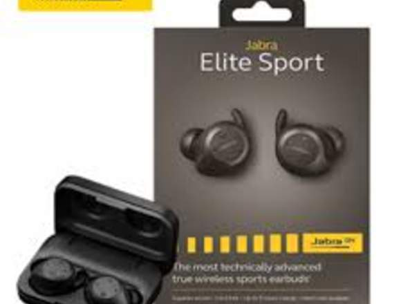 Audifonos bluethooth Jabra Elite Sport