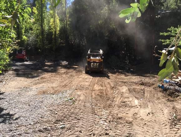 Servicio de retiro de escombros y Venta de Aridos