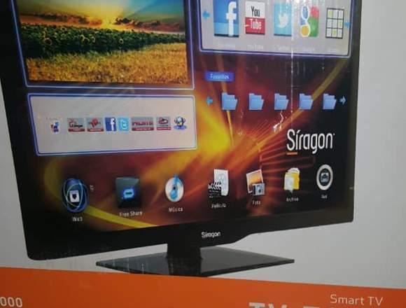 "Tv siragon smartv 32"""