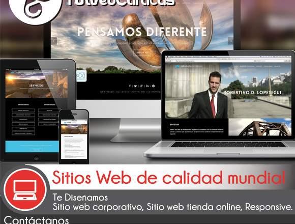 DISEÑO DE PAGINAS WEB EN VENEZUELA TUWEBCARACAS