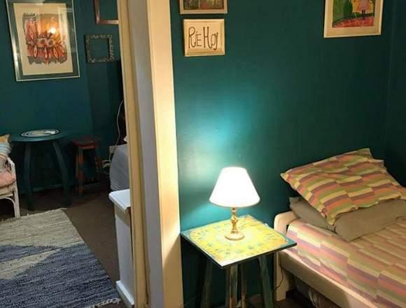 Alquiler 2 habitaciones baño privado Chacras Coria