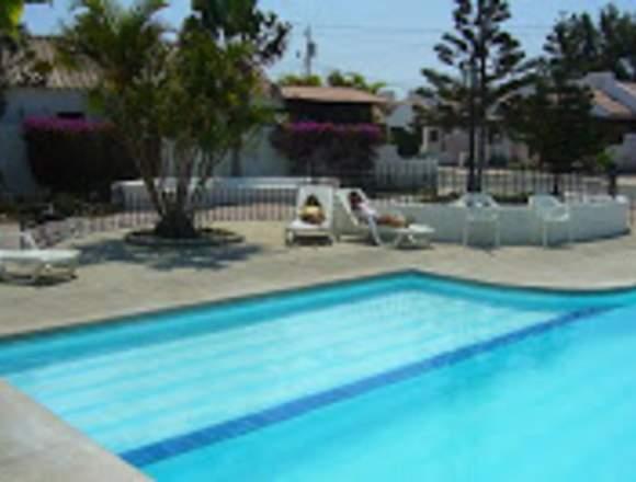 Casa alquiler salinas con piscina