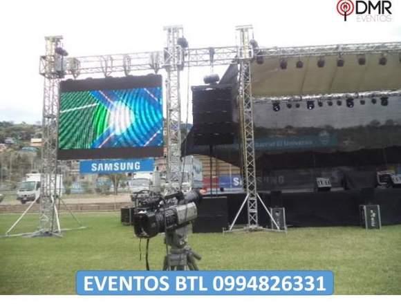 servicios de eventos promocionales