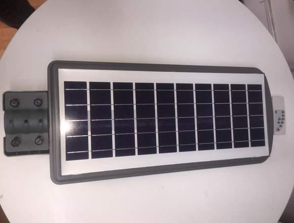 Foco Led Solar Sensor 60w