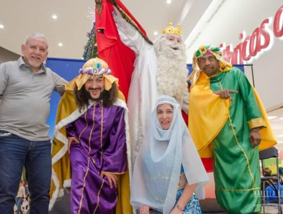 Renta de Reyes Magos de Orion en fiestas y eventos