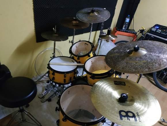 Músico percusionista