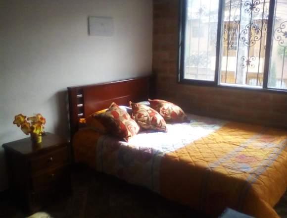Alquiler d Hermosa Casa San antonio RNG (Amoblada)