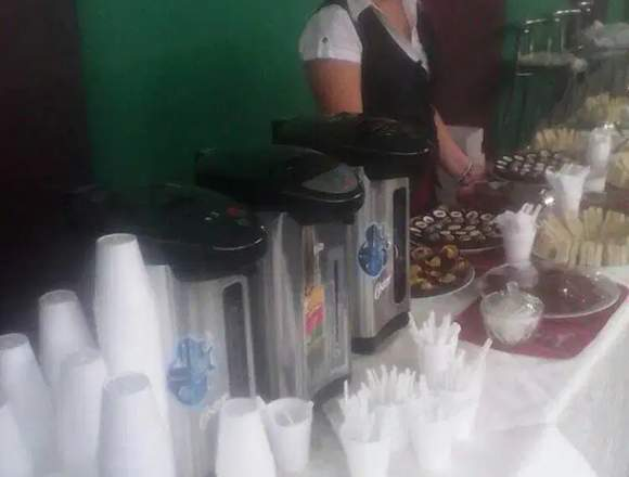 COFFEE BREAK PARA EMPRESAS, MISAS Y VINOS DE HONOR