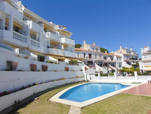Ático duplex con increíbles vistas en Torremolinos