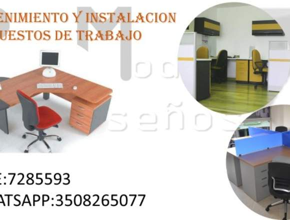 Ubicación y traslado de oficinas modulares