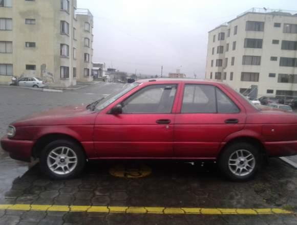 Vendo Nissan Sentra (en buen estado)