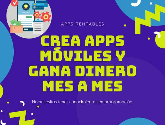 Apps Rentables-Gana dinero mes a mes