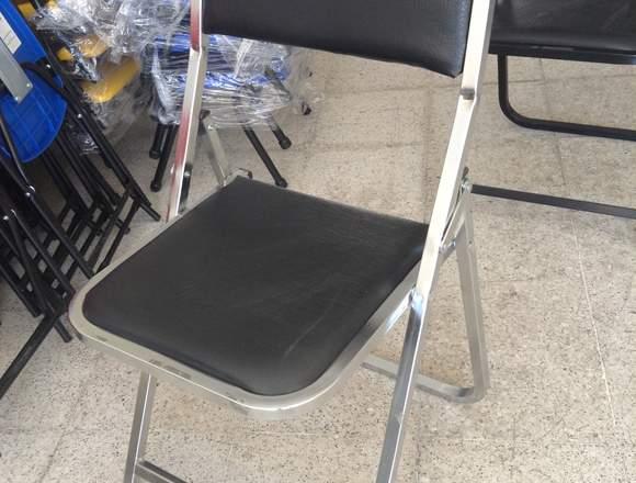 silla banquetera acojinada
