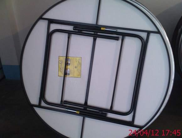 mesas reforzadas de fibra de vidrio